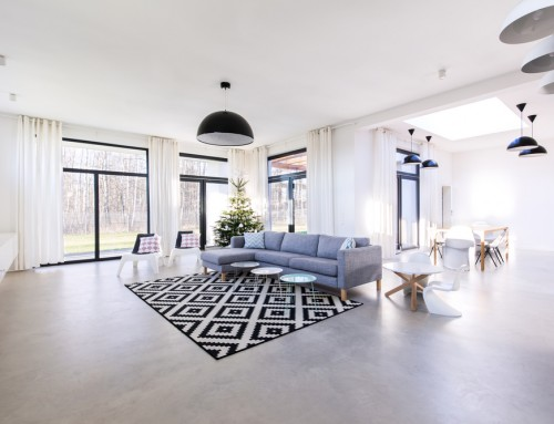 Five Everyday Living Benefits of Concrete Flooring
